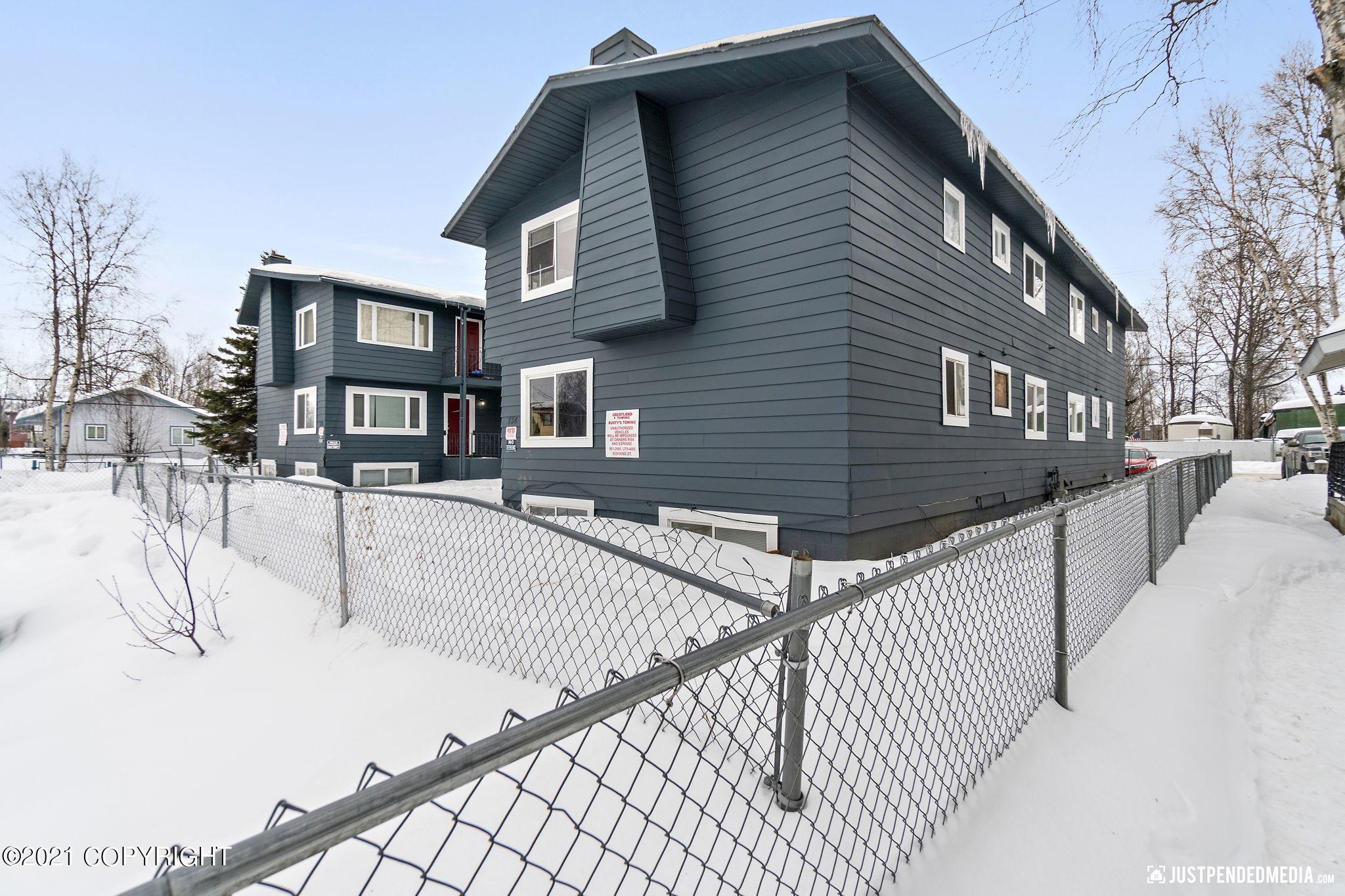 726 – 736 E 11th Avenue, Anchorage, AK 99501