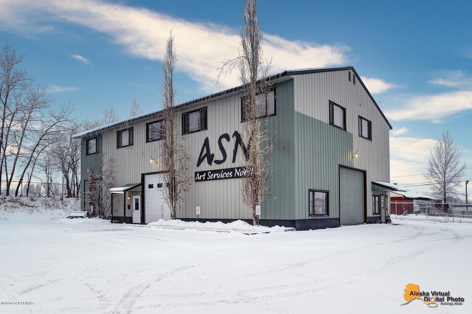 1100 E 3rd Avenue, Anchorage, AK 99501