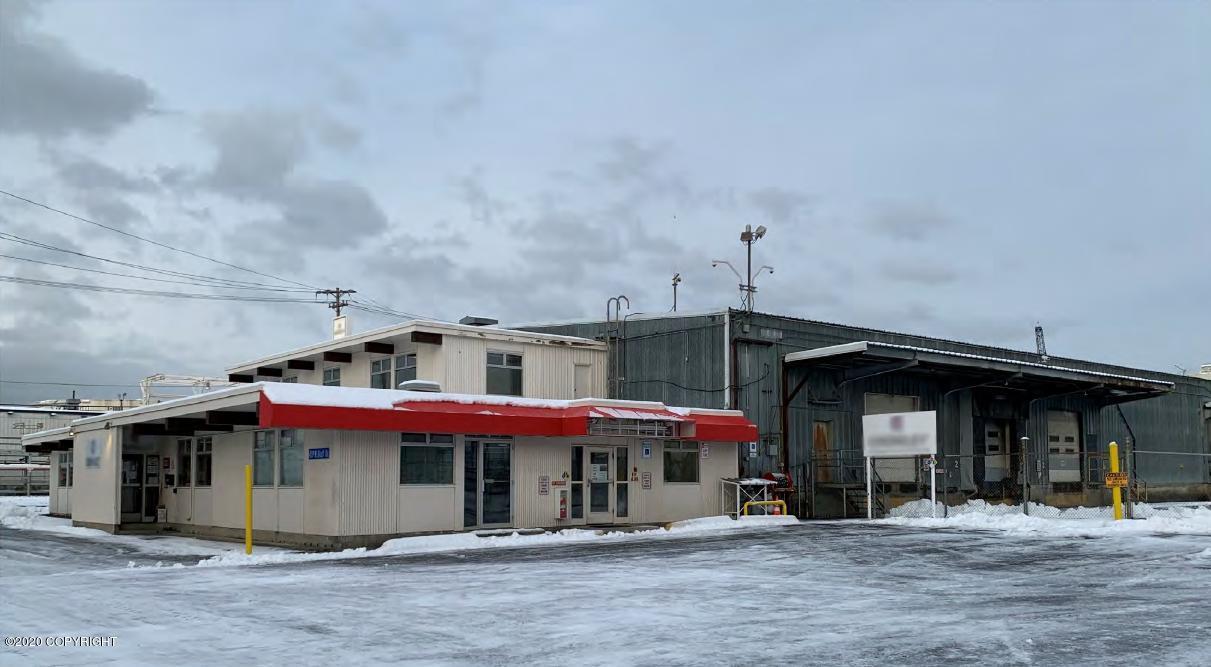 459 W Bluff Drive, Anchorage, AK 99501