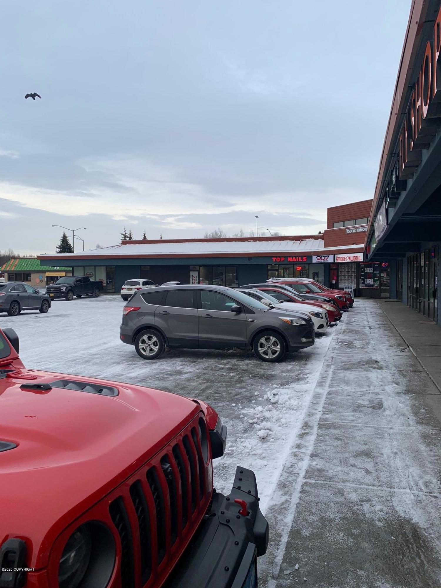 750 W Dimond Boulevard #110, Anchorage, AK 99515