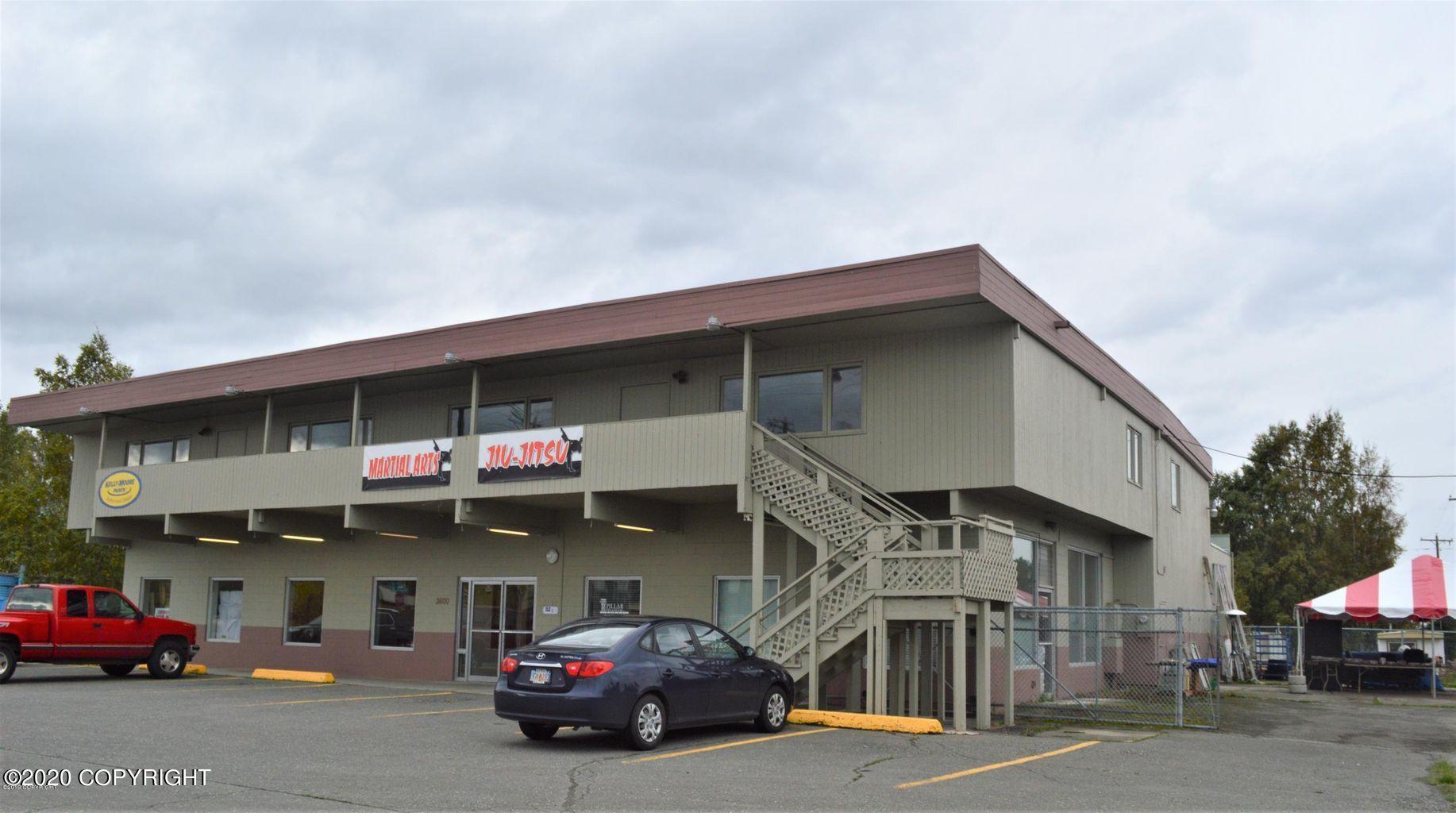 3600 Arctic Boulevard, Anchorage, AK 99517