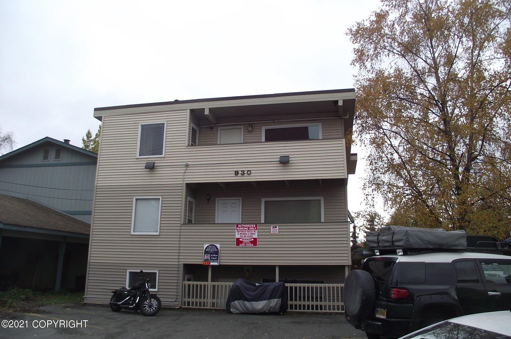 930 W 27th Avenue, Anchorage, AK 99503