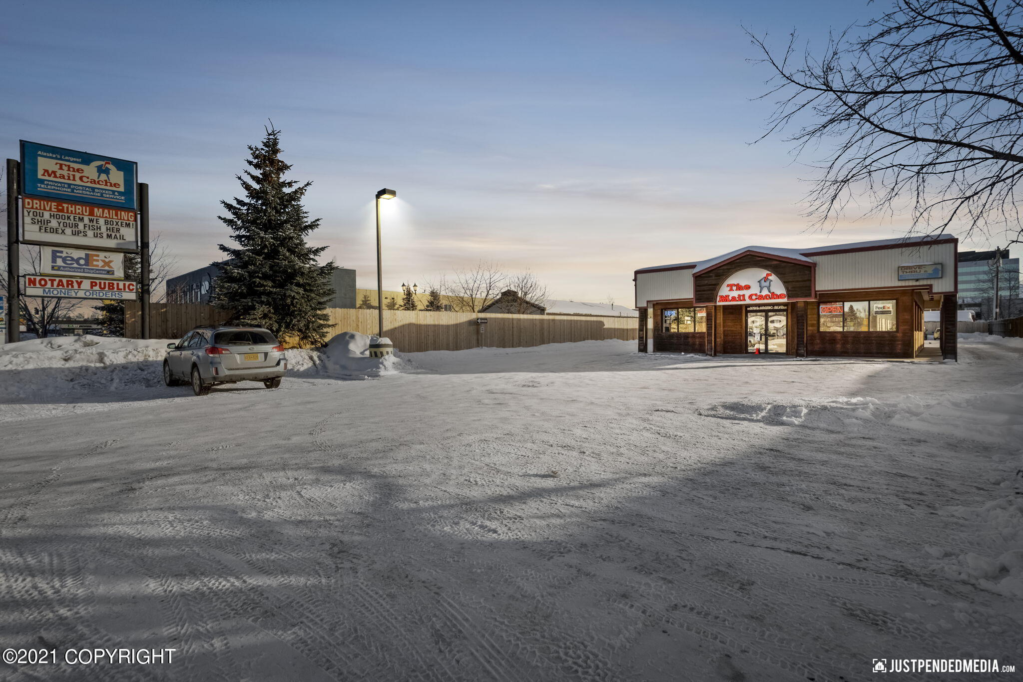 3705 Arctic Boulevard, Anchorage, AK 99503