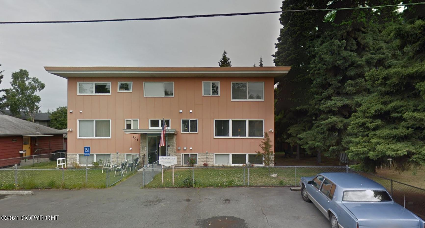 901 W 23rd Avenue, Anchorage, AK 99503