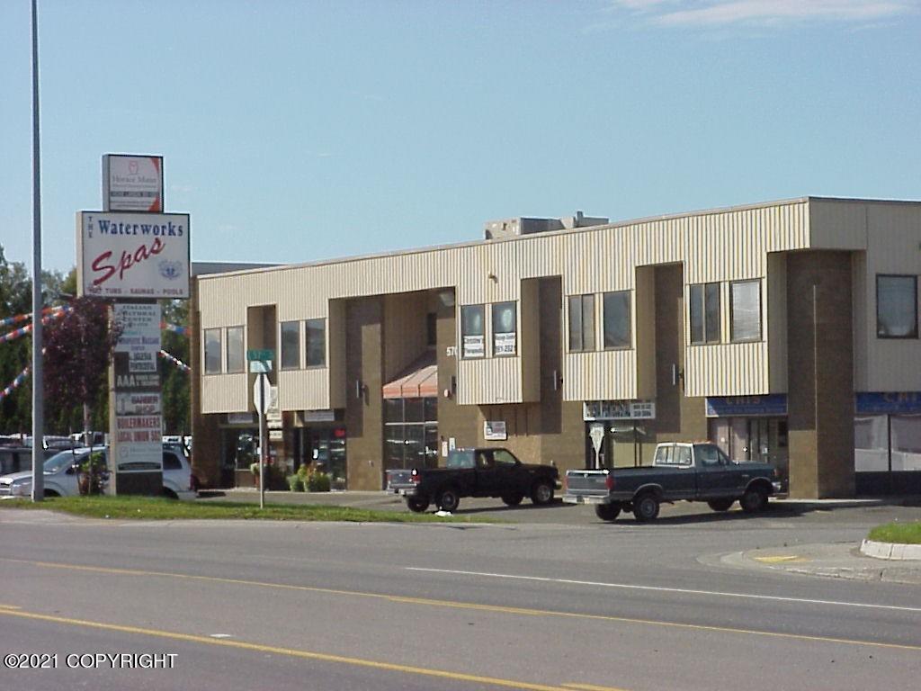 5700 Old Seward Highway #203 & #B, Anchorage, AK 99518
