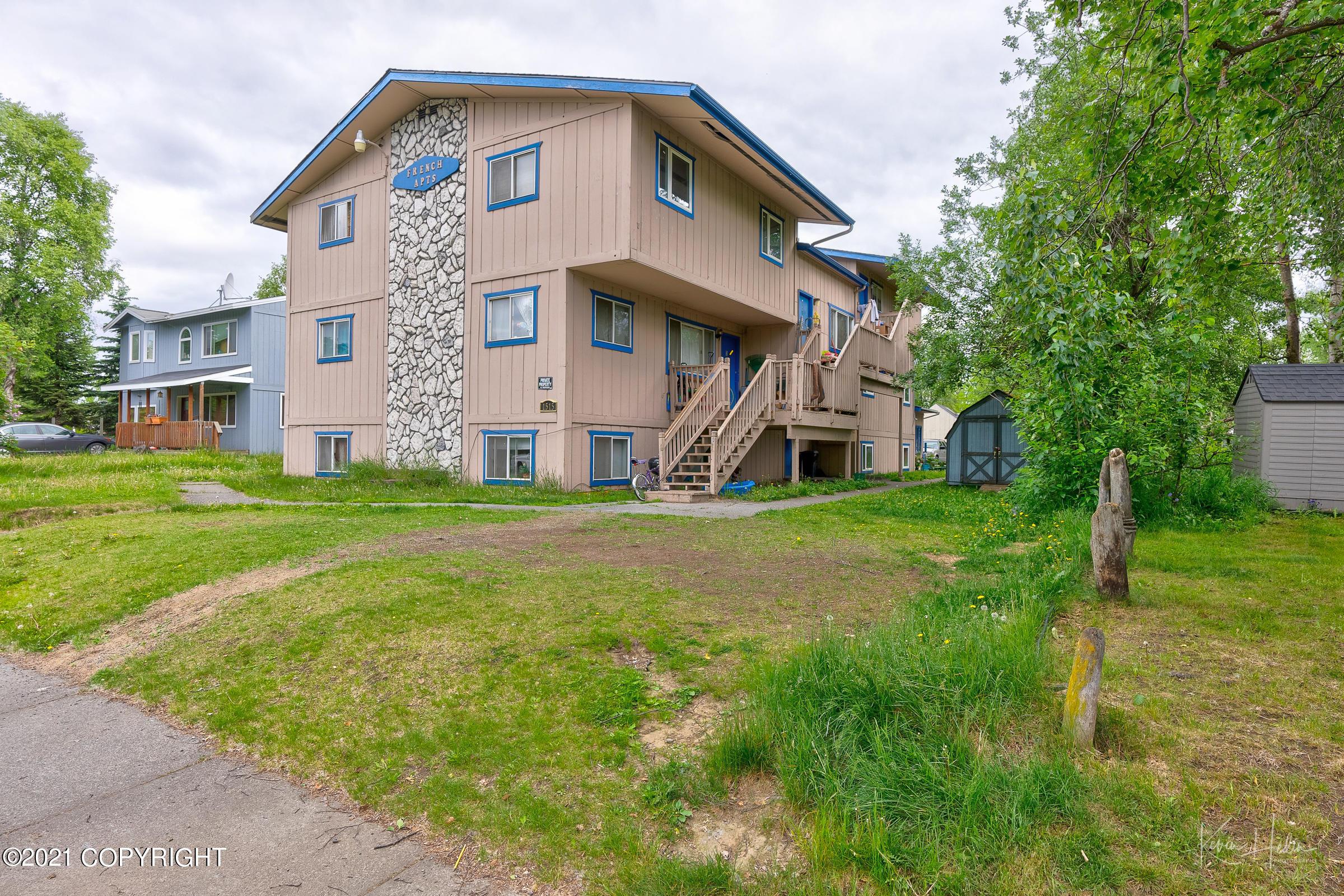 1515 Nelchina Street, Anchorage, AK 99501