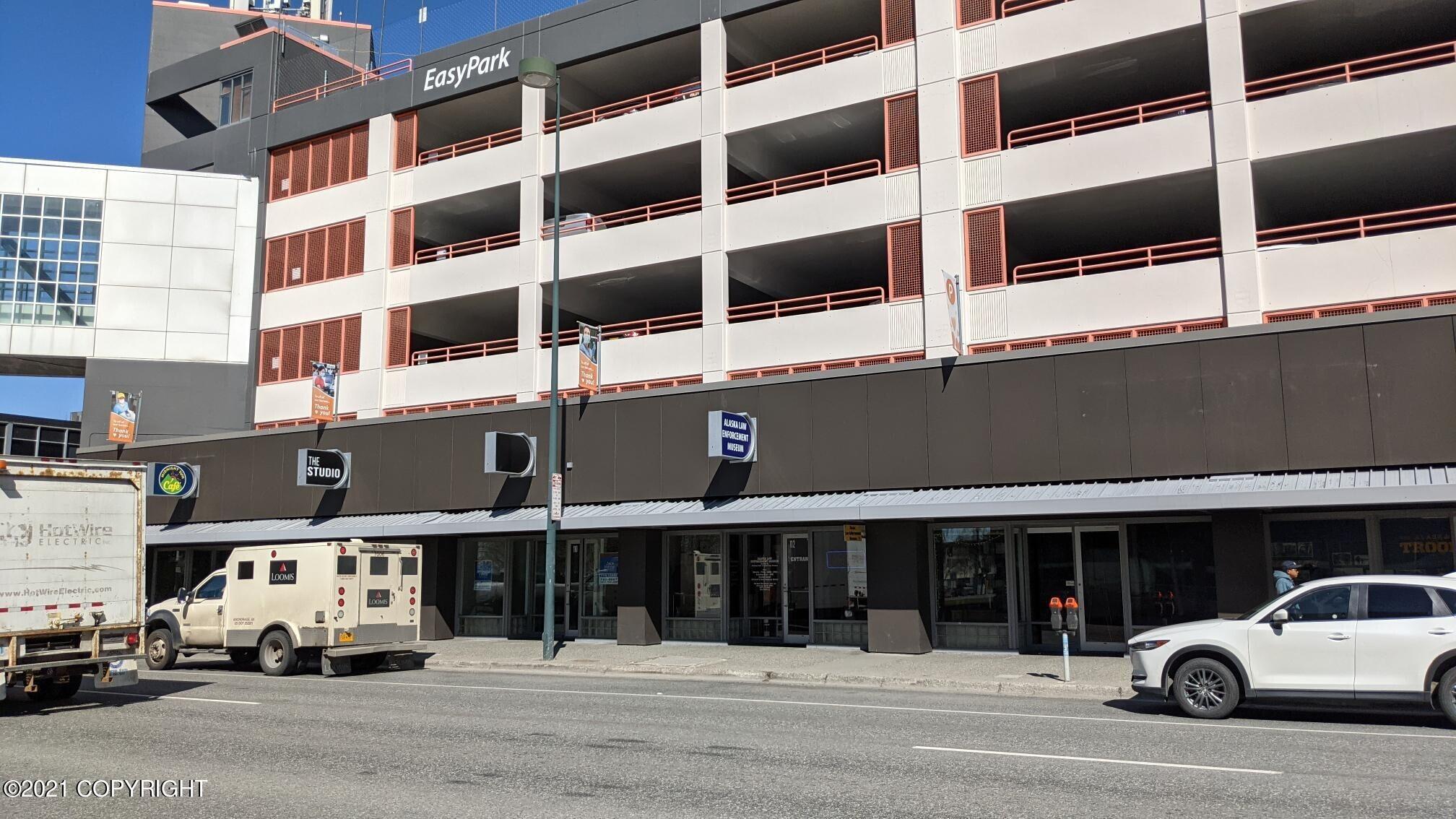 245 W 5th Avenue #110, Anchorage, AK 99501