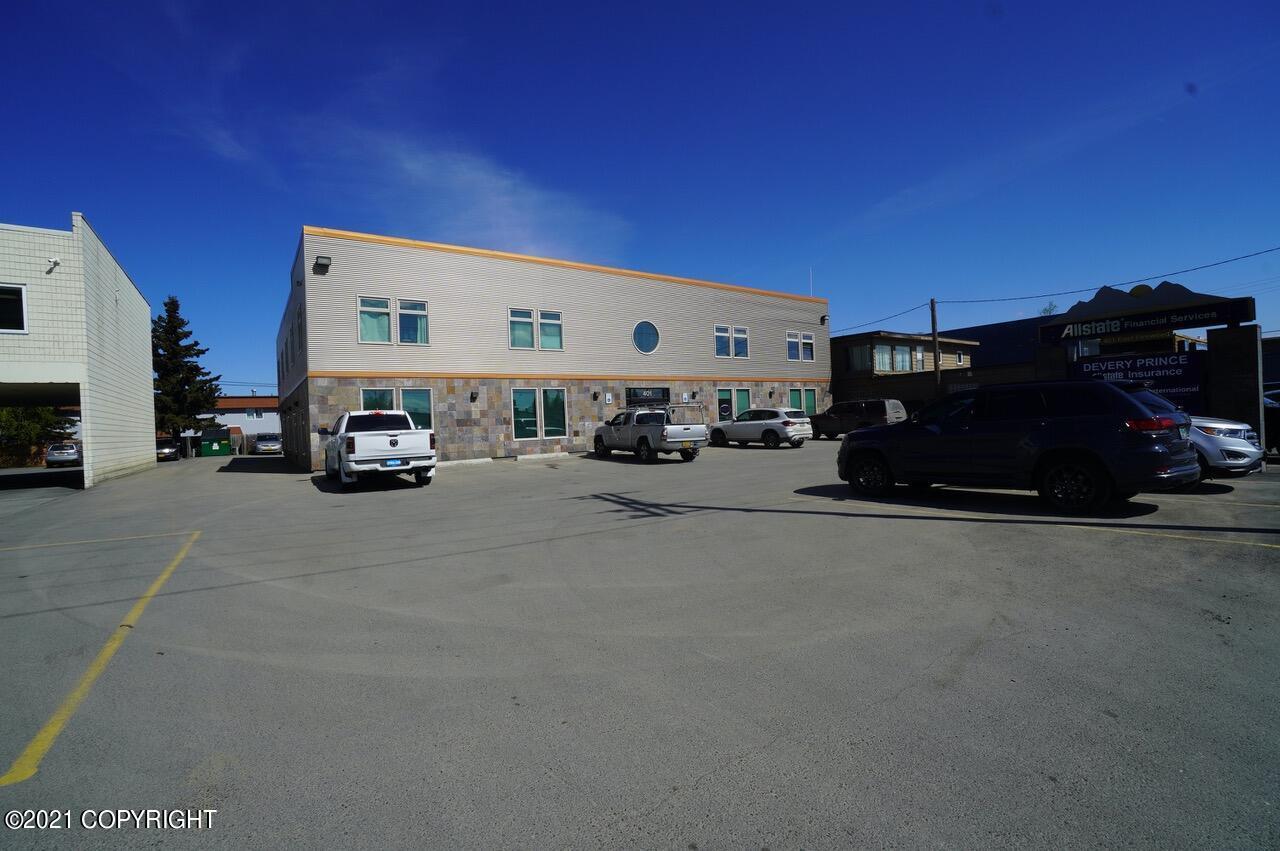 401 E Fireweed Lane #200, Anchorage, AK 99501