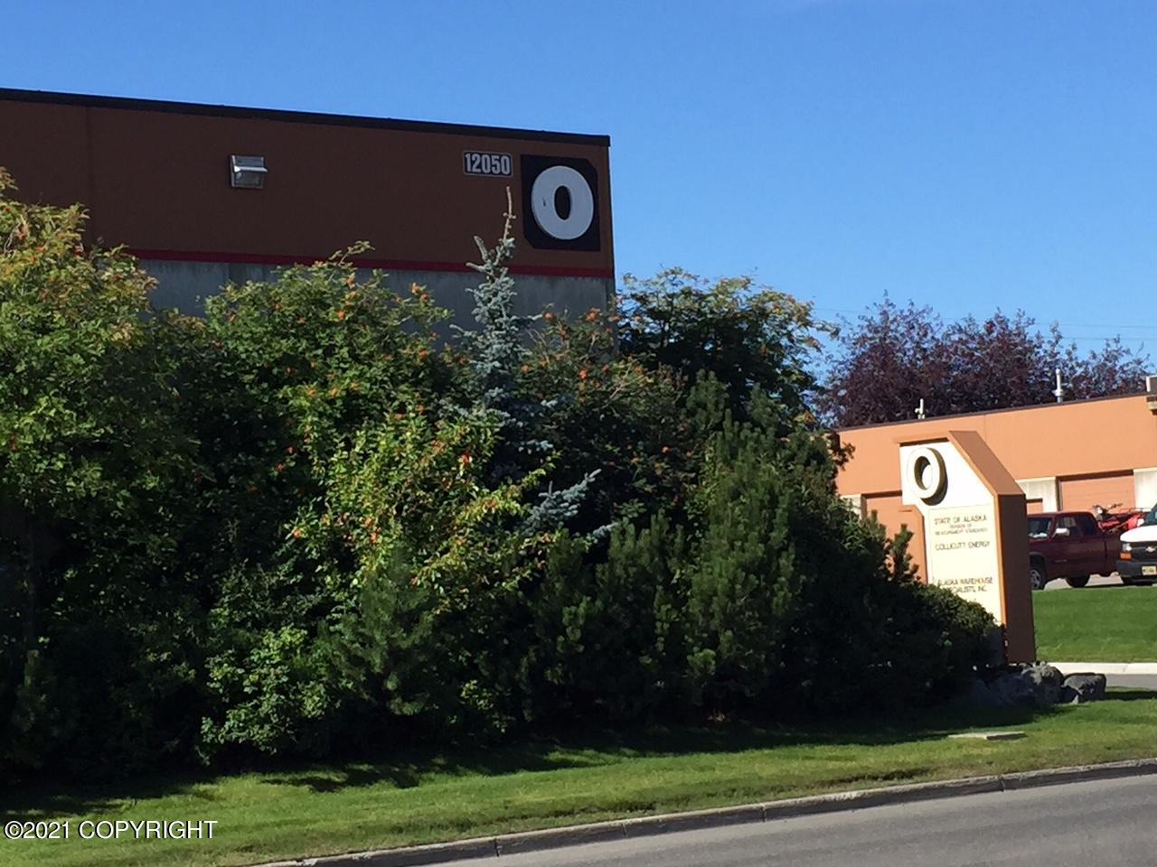 12050 Industry Way #O-2&3, Anchorage, AK 99515