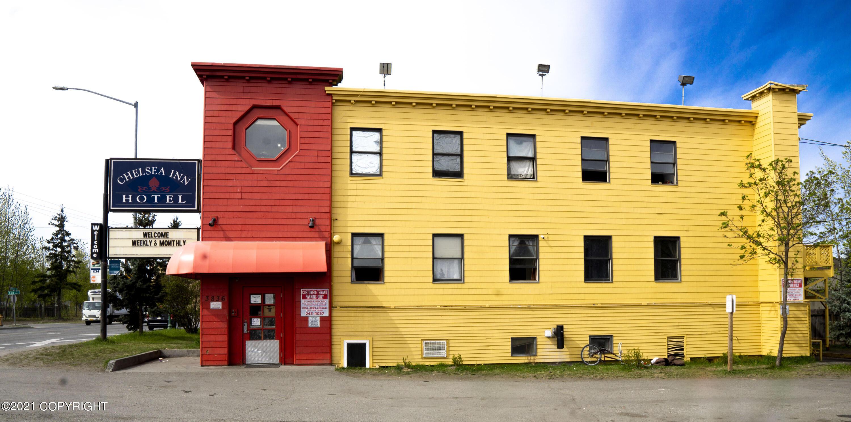 3836 Spenard Road, Anchorage, AK 99517