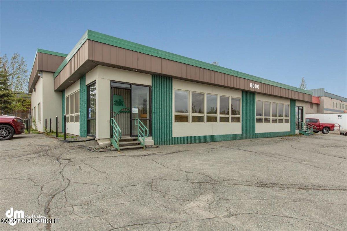 8000 King Street, Anchorage, AK 99518
