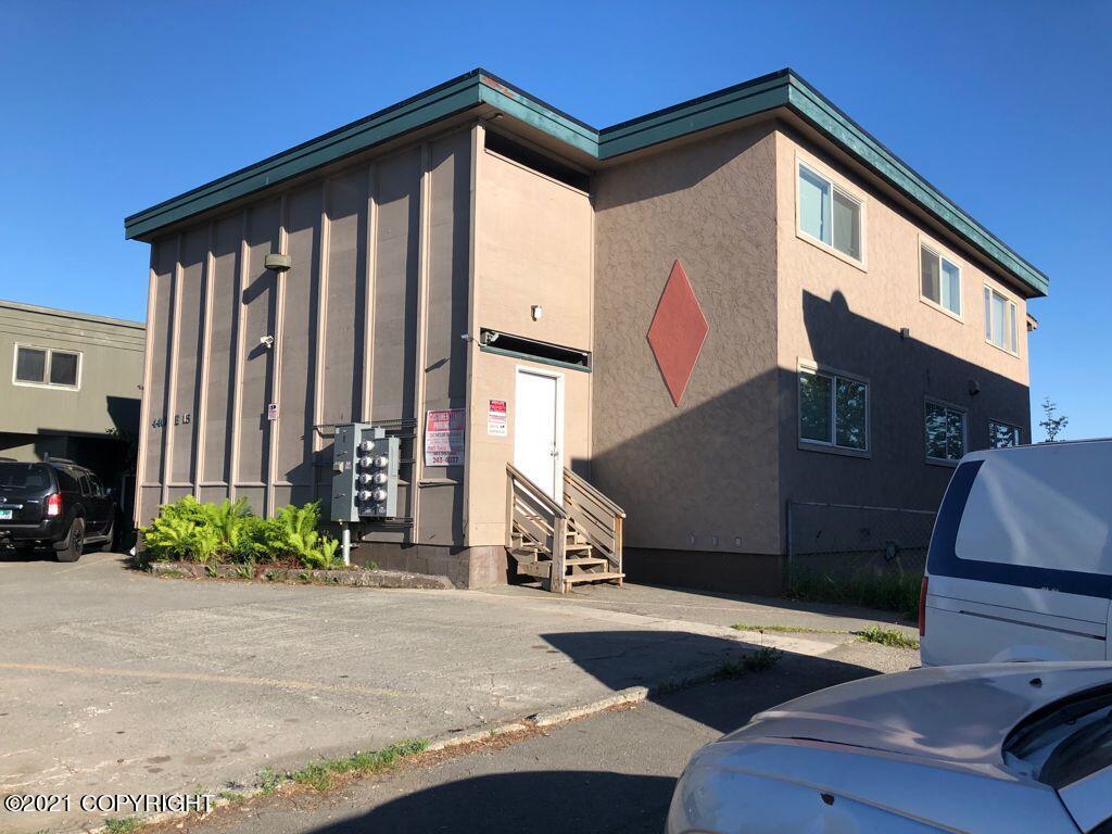 420 E 15th Avenue, Anchorage, AK 99501