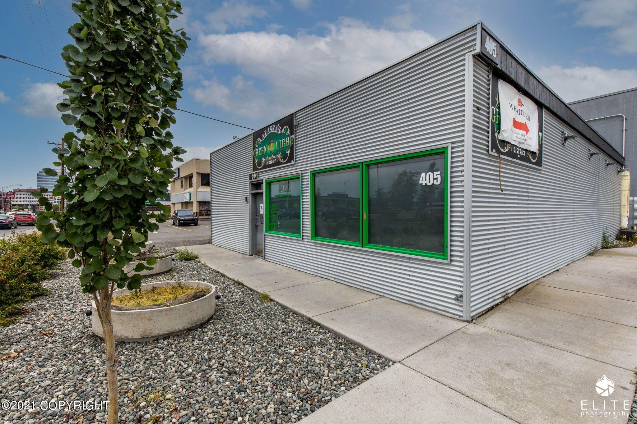 405 E Northern Lights Boulevard, Anchorage, AK 99503