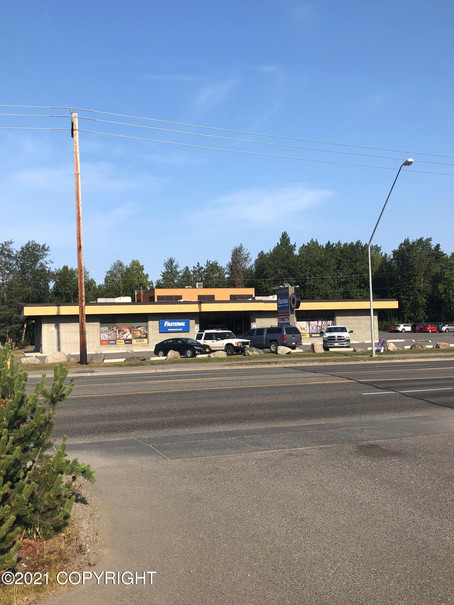 8028 Old Seward Highway, Anchorage, AK 99518