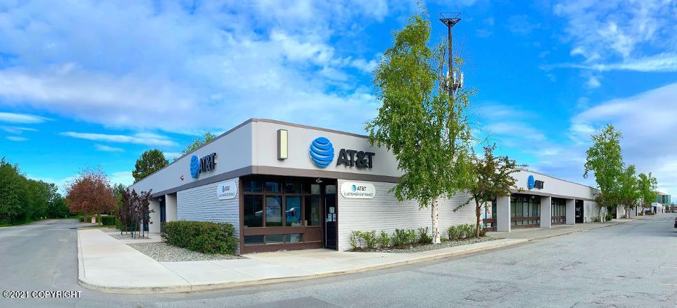 4601 Business Park Boulevard Full Building, Anchorage, AK 99503