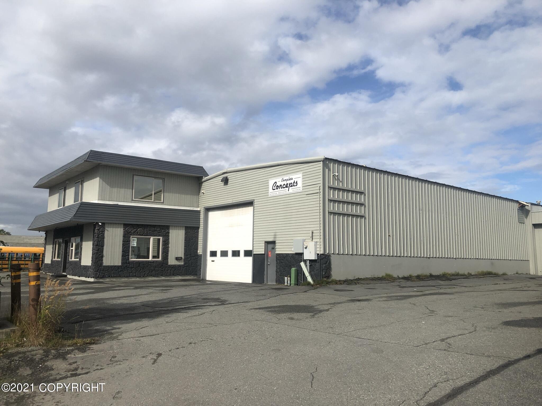 811 E Dowling Road, Anchorage, AK 99518