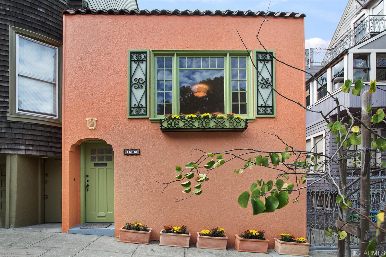 1303 Masonic Avenue, San Francisco, CA, 94117