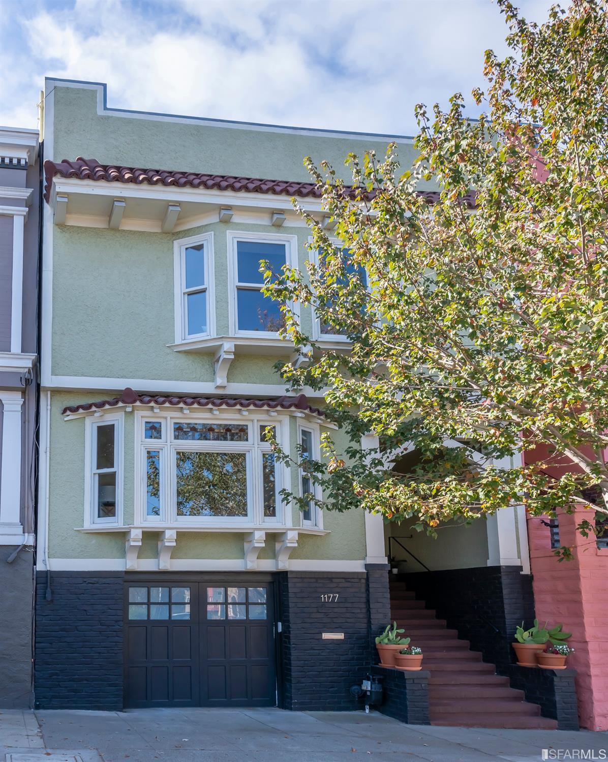 1177 Stanyan Street, San Francisco, CA, 94117