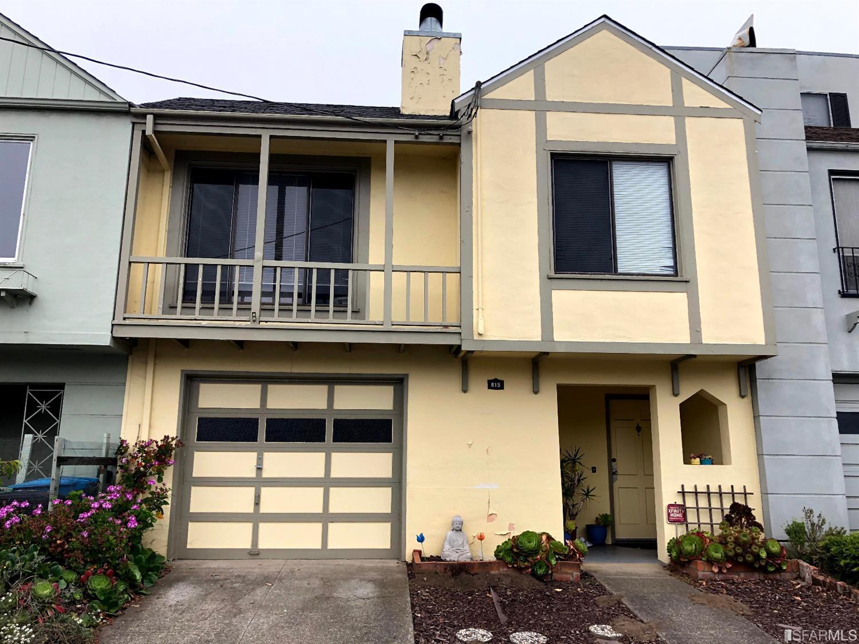 815 Pacheco Street, San Francisco, CA, 94116