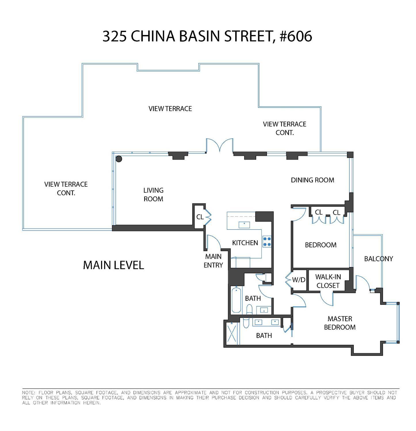 325 China Basin Street #606, San Francisco, CA, 94158