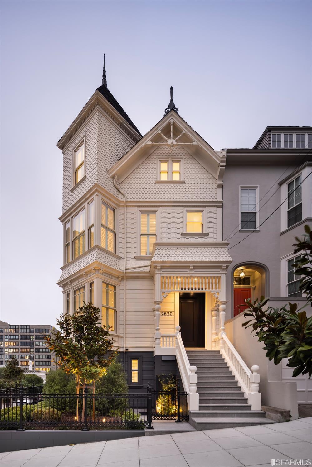 2620 Buchanan Street, San Francisco, CA, 94115