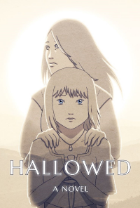 Book cover image for Hallowed