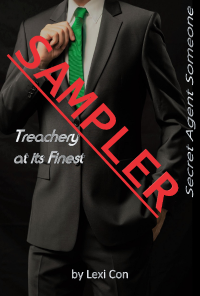 Book cover image for Treachery at its Finest (samplers and snippets)