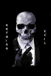 Book cover image for Rhyming Evil