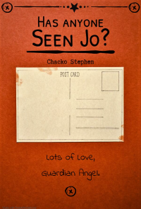 Book cover image for Has Anyone Seen Jo?