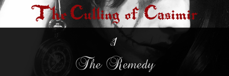 Cover image for post Chapter 1: The Remedy, by Harlequin