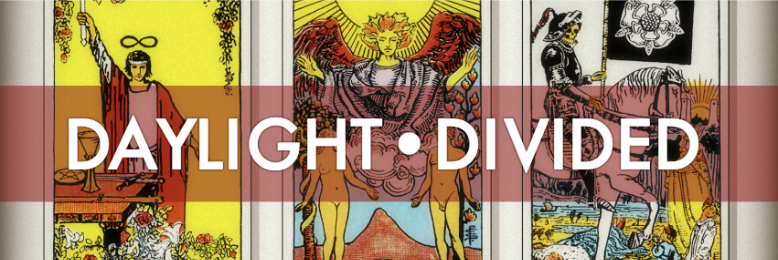 Cover image for post daylight/divided, by rh