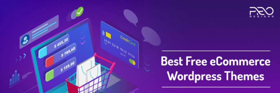 Cover image for post 5 reasons why eCommerce themes are important while developing an eCommerce website, by WordpressTheme