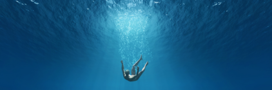 Cover image for post Drowning Without Water, by CatCrazy0430