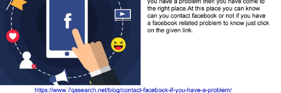 Cover image for post How do you Contact Facebook if you have a problem? And talk to professionals about it, by stockpeter55