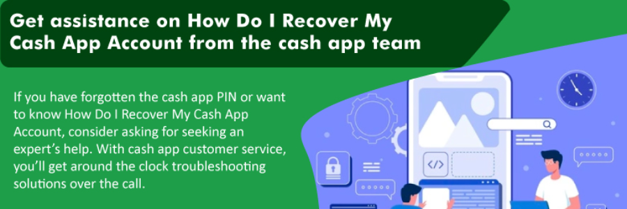Cover image for post Get assistance on How Do I Recover My Cash App Account from the cash app team, by alexypeter70