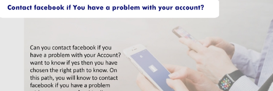 Cover image for post Contact facebook if You have a problem with your account?, by alexypeter70