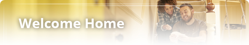 Home loans - Welcome Home