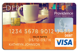 Visa Debt Card Image