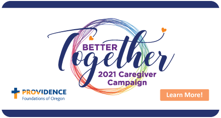 Support our Patients, Fellow Caregivers, and Communities.