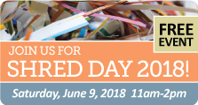 Join Us For Shred Day 2018
