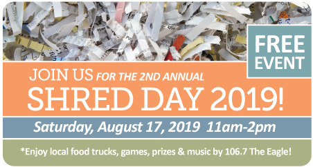 Shred Day 2019 Event!