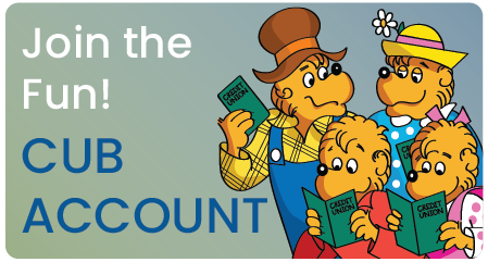 Berenstain Bears® Cub Account