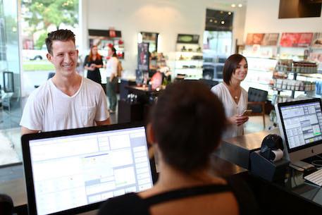 Salon Biz Landing Page Photo