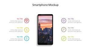 Smartphone Mockup PowerPoint Template