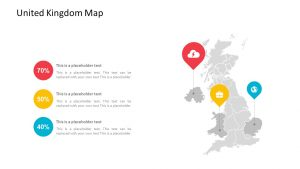 Germany powerpoint maps united kingdom map powerpoint template toneelgroepblik Images
