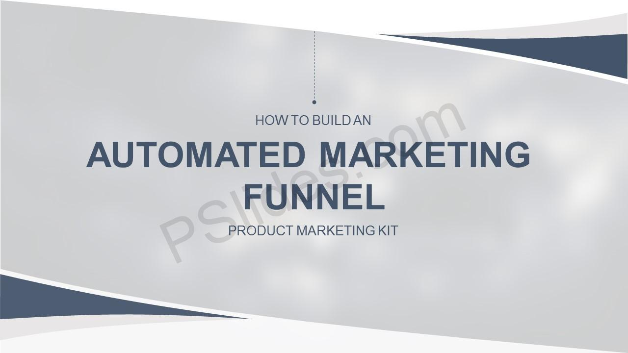 Free Automated Marketing Funnel PowerPoint Template