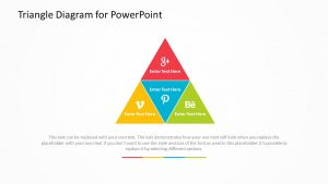 Triangle Diagram for PowerPoint