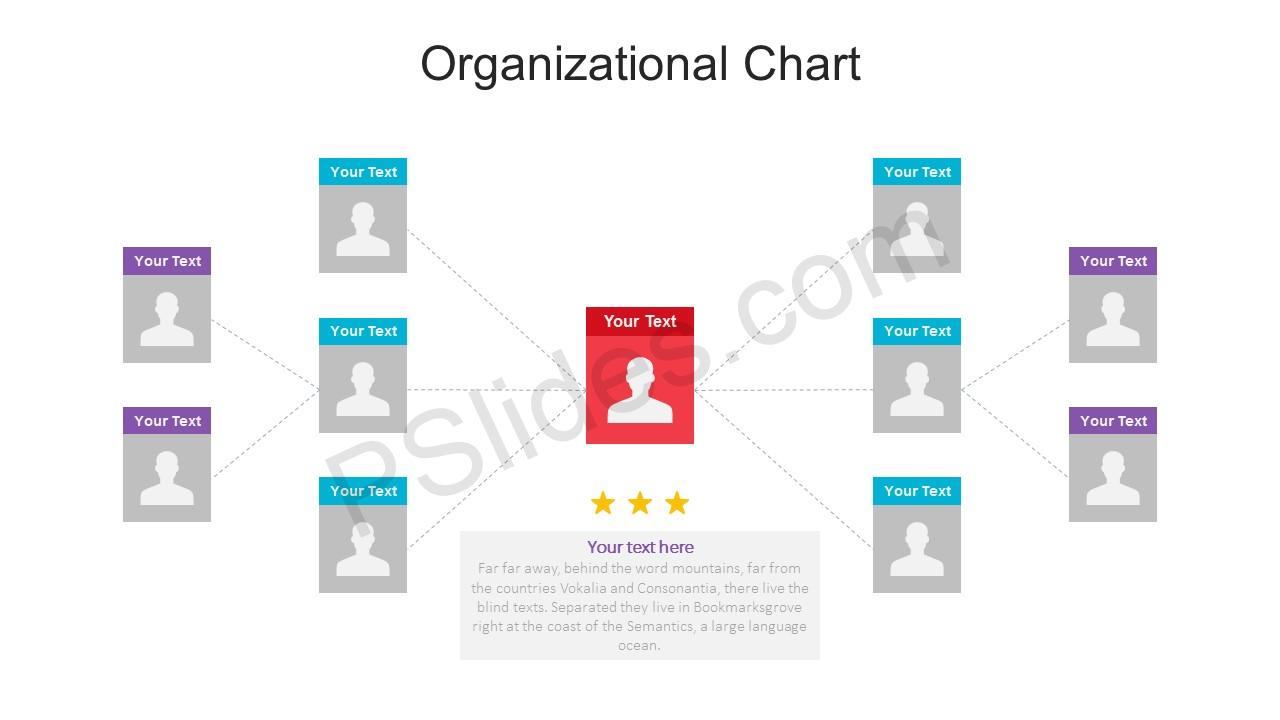 Organizational chart powerpoint template org chart ppt toneelgroepblik Choice Image