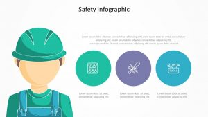 Safety Infographic for PowerPoint