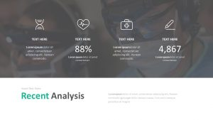 Medical & Healthcare PowerPoint Template